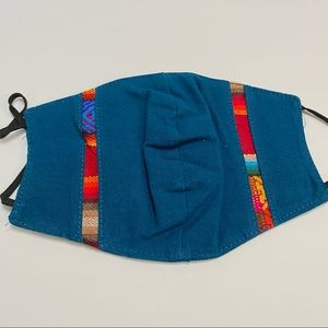 BUY 1 Get 1 Free Face Mask Blue Mexican Unisex New
